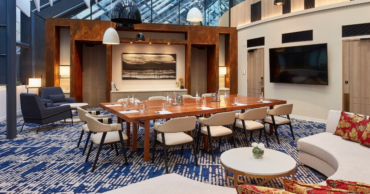 Host Your Next Meeting at a Conference Room in Melbourne